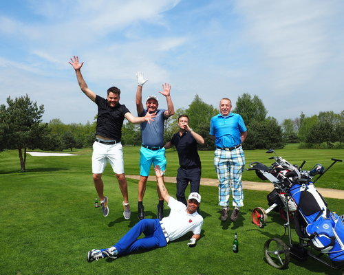 Ringhotels Golftrophy 2016 - Männerteam
