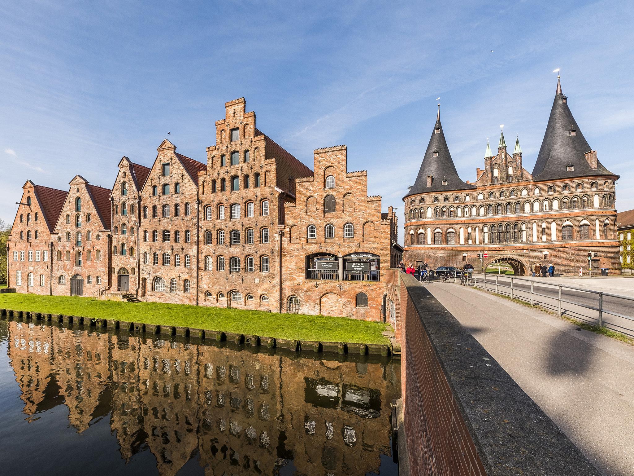 Hotels In Lubeck Nahe Altstadt