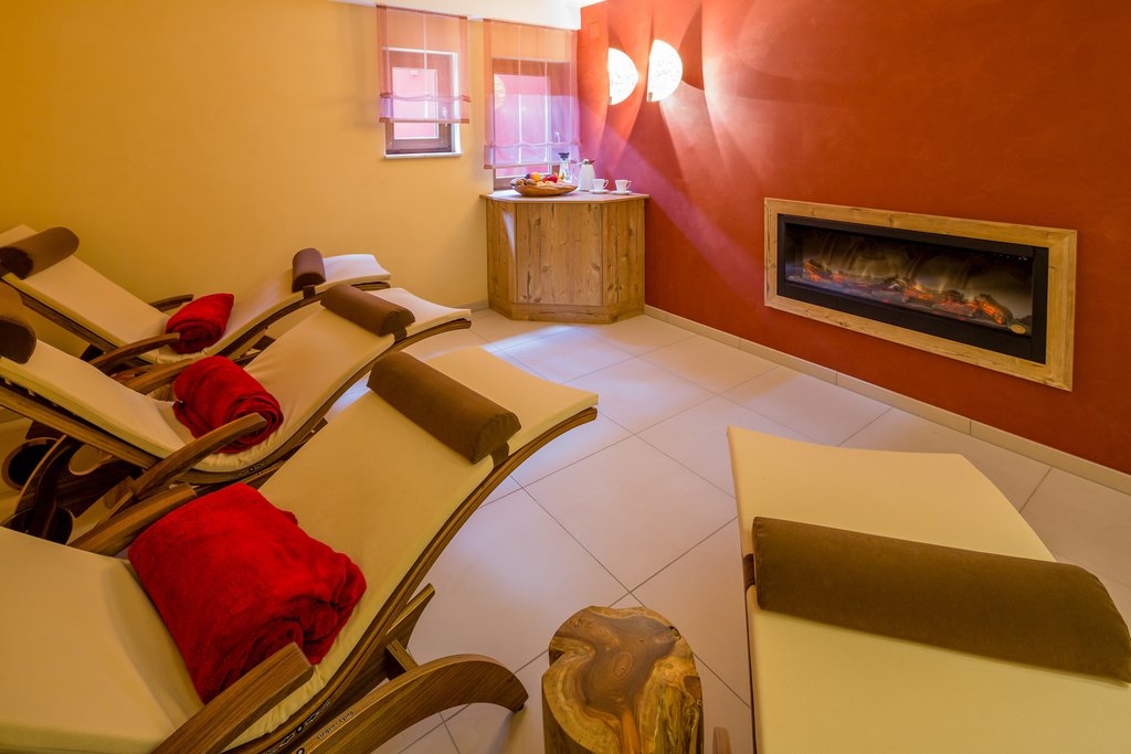 Wellness Ruhebereich im Ringhotel in Bad Bellingen