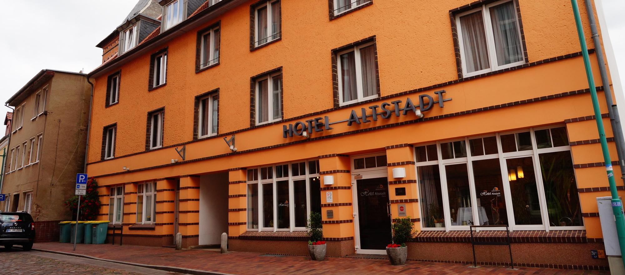 Ringhotel Altstadt Garni In Gustrow Mecklenburg Vorpommern Ringhotels