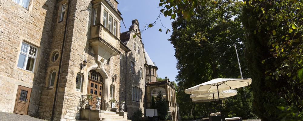 Ringhotel Villa Westerberge In Aschersleben  Sachsen