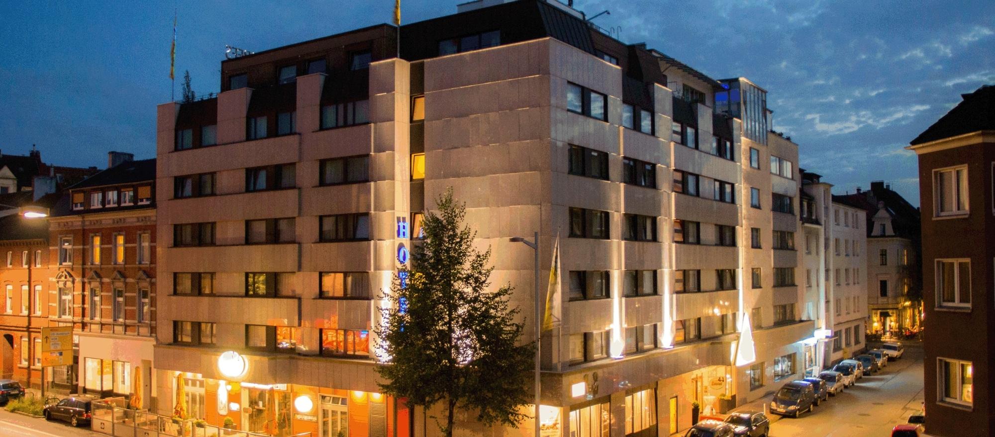 Weihnachtsessen Dortmund.Ringhotel Drees In Dortmund Nordrhein Westfalen Ringhotels