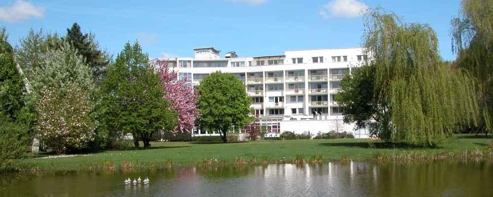 Ringhotel am stadtpark in l nen nordrhein westfalen for Moderne hotels nrw