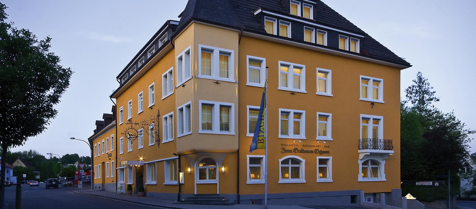 Ringhotel Zum Goldenen Ochsen In Stockach Baden Wurttemberg