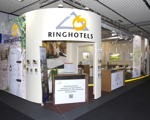 Ringhotels ITB Stand 2016