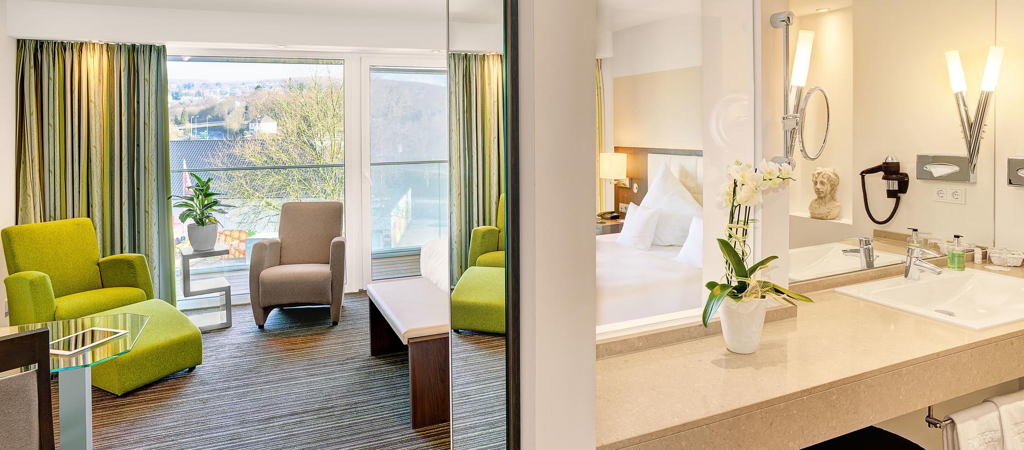 Ringhotel zweibr cker hof in herdecke nordrhein westfalen for Moderne hotels nrw